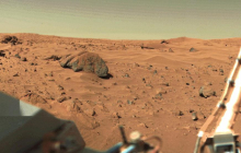 Сенсационное заявление сотрудника NASA о жизни на Марсе: узнали еще 43 года назад