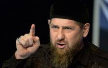 Зеленский стал вторым президентом Украины, которому угрожает Кадыров, - что лидер Чечни говорил о Порошенко
