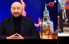 Бабченко на украинском ТВ-канале разнес Путина в пух и прах: украинцы в восторге от видео
