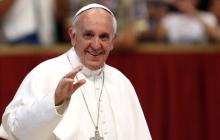 """""""Украинки – это ангелы"""", - Папа Римский признался, что он """"начинает и заканчивает день по-украински"""""""
