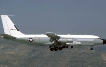 Военный самолет США начал облет оккупированного Крыма: Москва больше не сможет скрывать там свои преступления