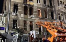 На пепелище колледжа в Одессе найдено тело - что известно о новой жертве