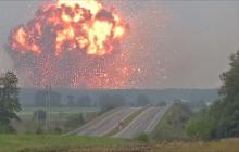 В Калиновке, по традиции, снова взрывались боеприпасы: причина уже известна