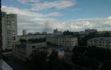 Громкий взрыв в центре Луганска - первые подробности, кадры