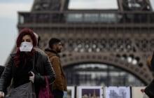 Коронавирус во Франции: статистика и итоги за 26 марта