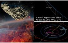 Астероид 2006 QQ23 станет спасителем землян, потушив пожары в Сибири