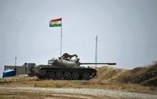 Курды ответили на действия Анкары: сбит турецкий военный самолет под Арфином
