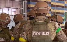 КОРД всполошил Киев учениями, максимально приближенными к реальности: появились кадры