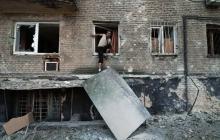 Сводка разрушений Донецка и Авдеевки 23-24 января онлайн