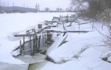 ДНР: Авария на плотине в Зугресе устраняется, угрозы для жителей нет
