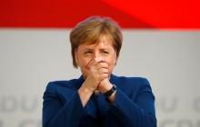 Меркель официально подтвердила информацию о крупном ударе по Кремлю