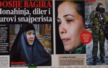 """Аферист """"сосватал"""" в """"ДНР"""" наркоманку: кем на самом деле является донецкая """"монахиня"""" из Сербии """"Багира"""", - видео"""
