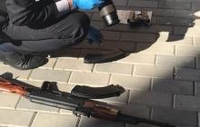 """Совсем страх потеряли: в Луцке двое братьев из """"янтарной мафии"""" захватили в заложники сотрудника полиции - кадры"""