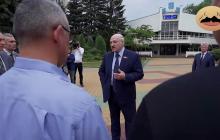 """Лукашенко о """"Саша 3%"""" и """"усатом таракане"""": """"Вы верите, что у президента такой рейтинг"""""""
