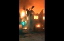 """""""Все село горит, силовиков нет"""", - в Казахстане межнациональный конфликт вышел из-под контроля: видео"""