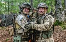 """""""С нами никто не разговаривает, все опускают головы"""", - бойцы ООС показали класс на учениях Saber Junction в Германии"""