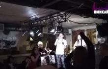 Мощное видео из Донецка: украинские песни поют прямо под носом у боевиков - кадры