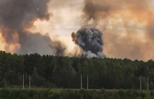 Жители Ачинска рассказали о катастрофическом состоянии взорванных складов: не было даже электричества