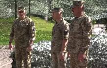 Новый командующий ООС Кравченко, которого боевики боятся как огня, срочно прибыл на Донбасс - кадры