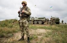 """На Донбассе неспокойно: террористы """"ДНР"""" атаковали бойцов АТО в Песках"""