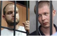 Двух россиян, которых обвиняют в организации трагических событий 2 мая 2014 года в Одессе, после суда опять задержали... сотрудники СБУ