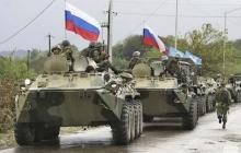 Разведка Украины зафиксировала гибель российских солдат на Донбассе