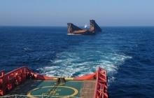 Российская Федерация устроила морскую катастрофу: пугающие подробности затонувшего 6000-тонного дока