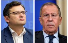 Россия сорвала переговоры Кулебы с Лавровым: названа причина