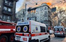 """""""Дети задыхались и кричали в телефоны """"Мамочка, я люблю тебя!"""" - очевидцы о пожаре в Одессе"""