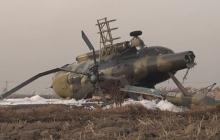"""В Таджикистане потерпел крушение вертолет """"МИ-8"""" с 13 россиянами на борту: СМИ сообщили данные о погибших"""