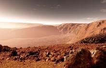 Ученые обнаружили признаки жизни на Марсе: пришельцы оставили иероглифы