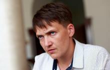 """""""Что ты делаешь?!"""" - Савченко в красном платье полезла купаться в Ледовитом океане, видео"""