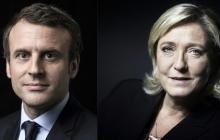 """""""Марин, на место!"""" - Charlie Hebdo опубликовал карикатуру, посвященную президентским выборам во Франции"""