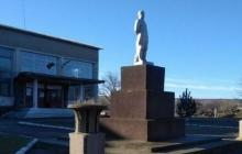 Власти одного из населенных пунктов Одесской области отказались декоммунизировать памятник