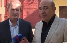 """Медведчук и Рабинович с криками разогнали российские каналы: """"Только 112 может снимать"""""""