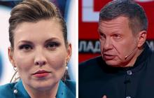 Соловьева и Скабееву возмутила реакция Украины на новую вакцину РФ против COVID-19