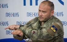 """""""Национализм - единственное будущее для Украины, он укоренен в наш народ и в историю нашего государства"""", — Ярош."""