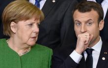 """Меркель и Макрон сильно поругались накануне """"нормандской"""" встречи: СМИ узнали подробности"""