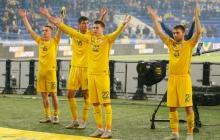"""Слава Украине! """"Сине-желтые"""" одолели сильную сборную Чехии и досрочно вышли в элиту европейского футбола - видео"""