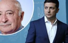 Зеленский предложил назначить пожизненную стипендию отцу - в Кабмине ответили