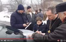 Московский патриархат быстро теряет приходы: на Виннитчине произошел конфликт с батюшкой - появилось видео
