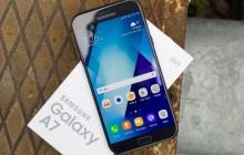 Samsung Galaxy A7 (2017): основные фишки и новые возможности - все подробности о новом телефоне