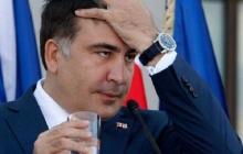 Странное поведение Саакашвили записали на камеру: в суде политик вел себя крайне необычно - кадры