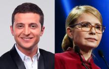 СМИ выяснили, какой союз готовит Тимошенко с Зеленским