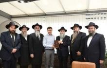Зеленский провел встречу с представителями еврейских общин Украины: интересные подробности