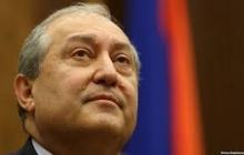 Президент Армении, нарушив долгое молчание, назвал истинные причины революции в стране и похвалил Саргсяна за отставку