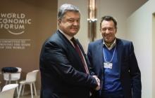 Самая масштабная операция МККК: стало известно, о чем договорились лидер Украины Петр Порошенко и президент Красного Креста Петер Маурер в Давосе