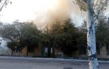 В оккупированном Донецке полыхал сильный пожар: в соцсетях показали кадры из Петровского района, стало известно, что именно загорелось