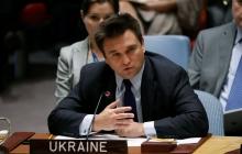 """""""Россия никогда не поставит на колени гордых патриотов Украины в аннексированном Крыму"""", - Климкин о резолюции ООН"""