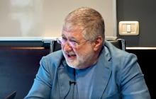 """Коломойский заявил о """"плохом"""" Майдане и """"гражданской"""" войне на Донбассе - кадры, возмутившие всю Украину"""
